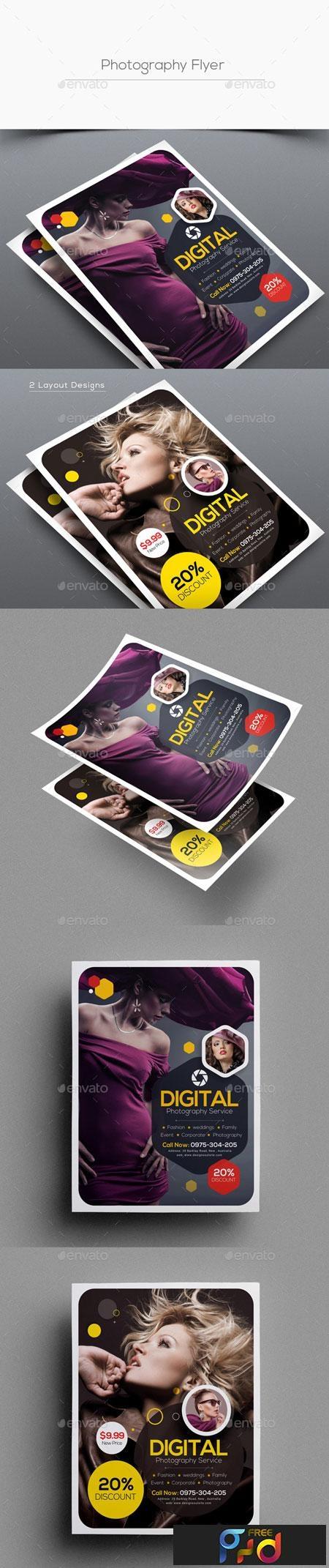 Photography Flyer 22588028 1