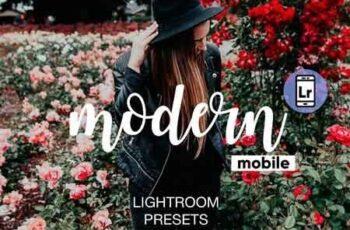 Modern Lightroom CC Mobile Presets 2870884 5