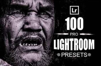 100 Pro Lightroom Presets Bundle 22596874 6