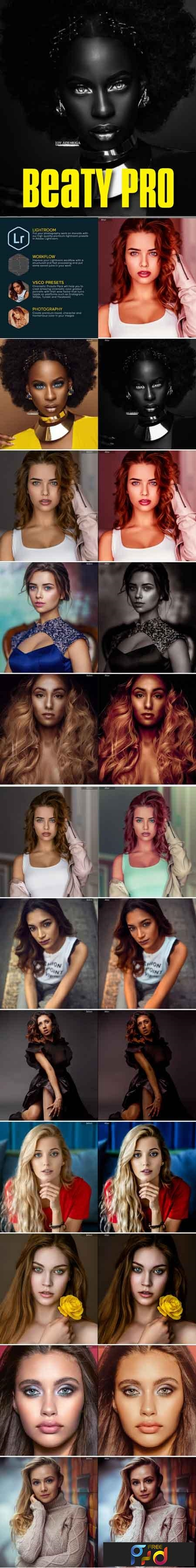 18 Beauty Skin Retouch Lightroom Presets 22603116 1