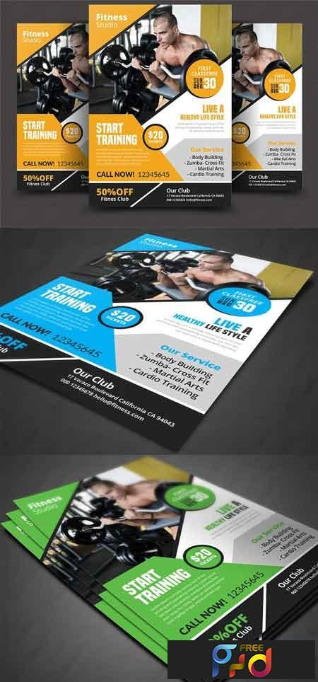 Fitness Flyer 2978452 1