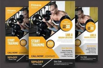 Fitness Flyer 2978452 6
