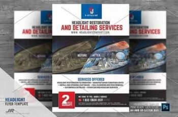 Car Detailing and Headlight Restore 2945868 4