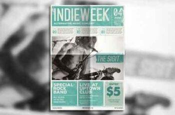 Indie Newspaper Poster 505810 7