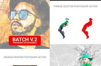 Batch V2 Photoshop Action Bundle 22637742 10