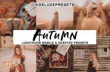 Autumn Lightroom Mobile Desk Preset 2965961 3