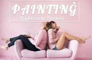 Painting Lightroom Presets 3