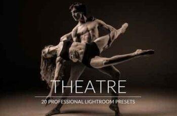 Theatre Lr Presets 2