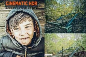 25 Cinematic HDR Photoshop Action 22643006 4