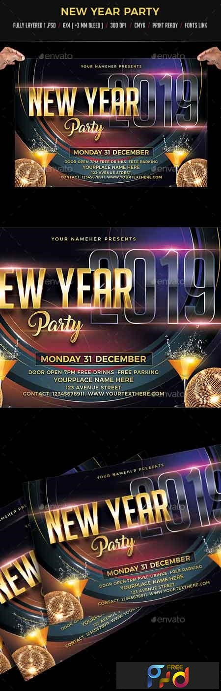 New Year Party 22661179 1