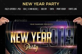 New Year Party 22661179 7