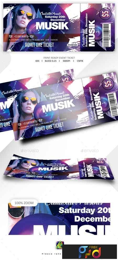 Print Ready Event Ticket 22634732 1