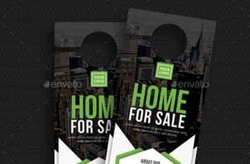 Real Estate Door Hanger 22642146 2