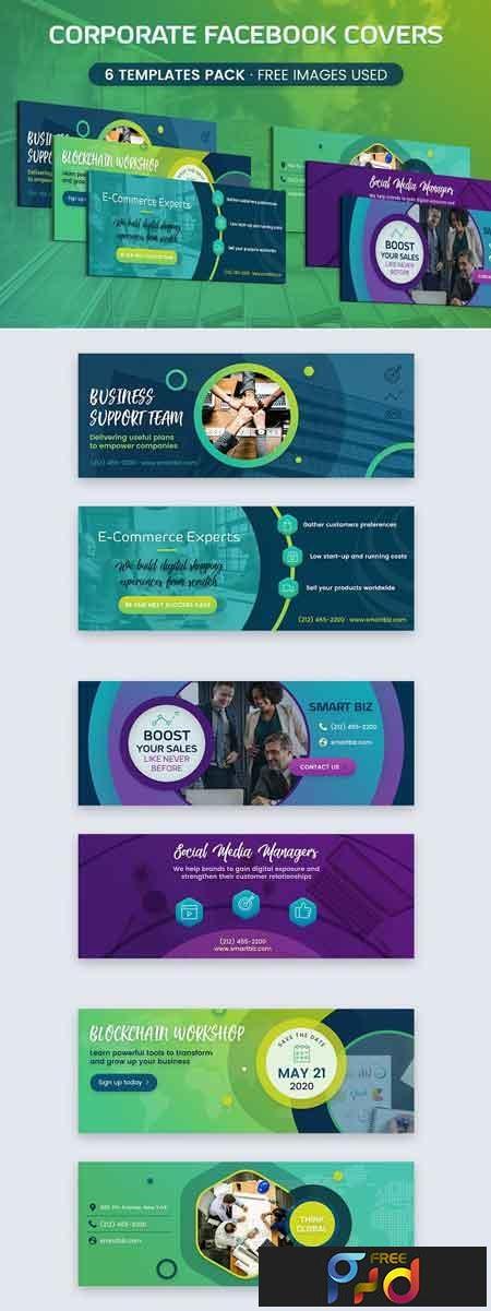 Corporate Facebook Cover 3012418 1