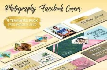 Photography Facebook Cover 3012452 5
