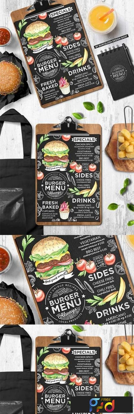 Burger Menu Template 3018873 1