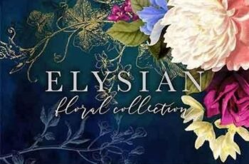 Elysian Floral Collection 2957111 5