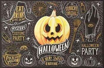 Halloween Party Illustrations 2961782 2