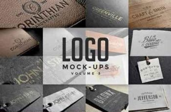 Logo Mock-ups Vol.3 4