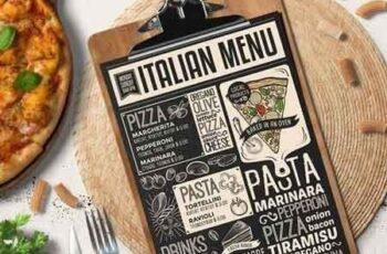 Pizza Food Menu 2