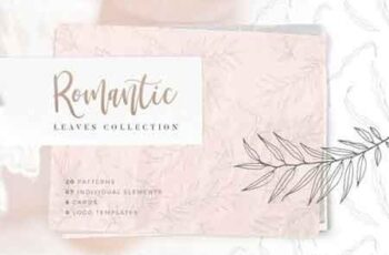 Romantic Leaves Collection 2169167 8