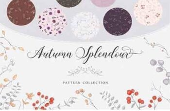 Autumn Splendour Patterns 2858445 4
