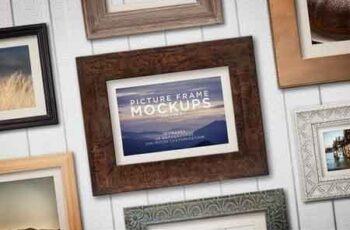 Picture Frame Mockups Volume 2 1171865 3