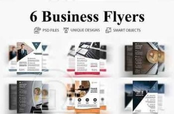 6 Business Flyers 3036732 6