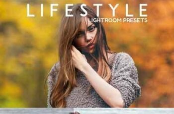 Lifestyle Lightroom Preset Pack 3040169 4