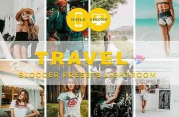 Travel Blogger Presets 2785896 5