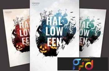Halloween Flyer 3011597 6