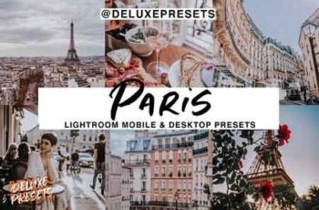Paris Lightroom Preset 2968648 7