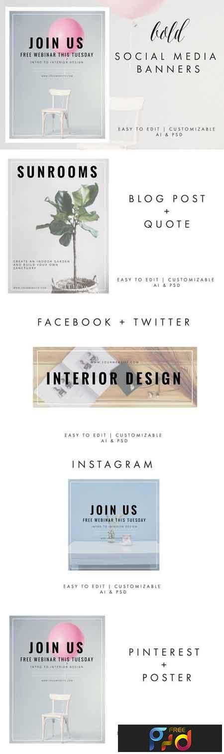 Social Media Banner - Bold 646173 1