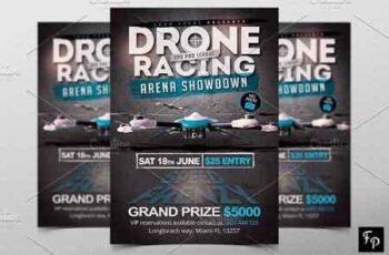 Drone Racing Flyer 2976049 4