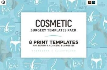 Cosmetic Surgery Templates Pack 3015371 5