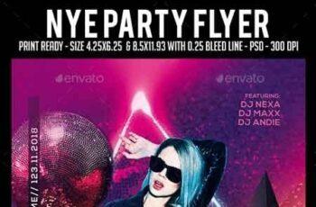 Nye Party Flyer 22658721 8