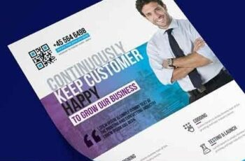 Corporate Business Flyer 2843440 4