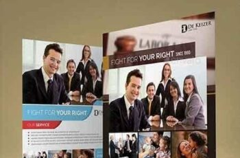 Law Firm Flyer 10608631 3