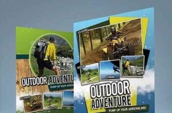 Outdoor Sport Adventure Flyer 9953975 7