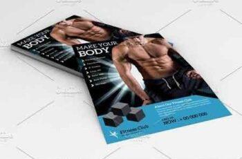 Fitness Flyer - Gym Flyer V746 2209184 4