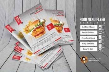 Food Flyer 2956486 6