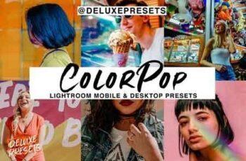 Color Pop Lightroom Presets 2968244 5