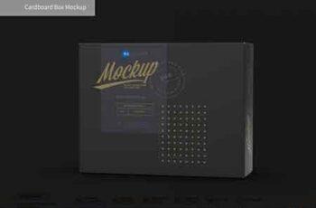 Cardboard Box Mockup 3060837 3