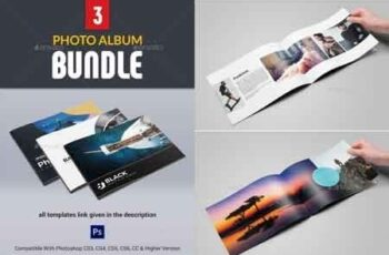 Photo Album Bundle 22658583 7
