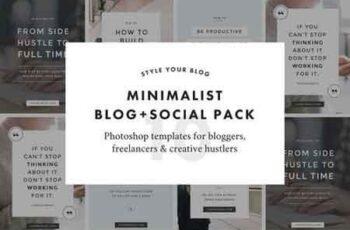 Minimalist Social Pack 675571 6
