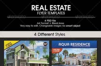 Real Estate Flyer 6395908 3