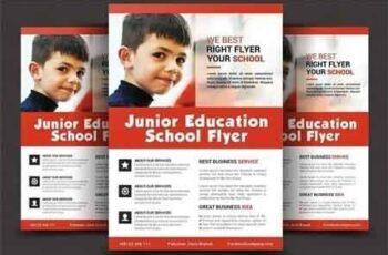 School Education Flyer 2851699 8