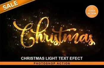 Christmas Text Effect Photoshop Action 22681467 13
