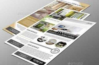 Interior Design Rack Card 9098907 3