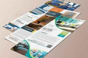 Interior Design Rack Card 10497187 7